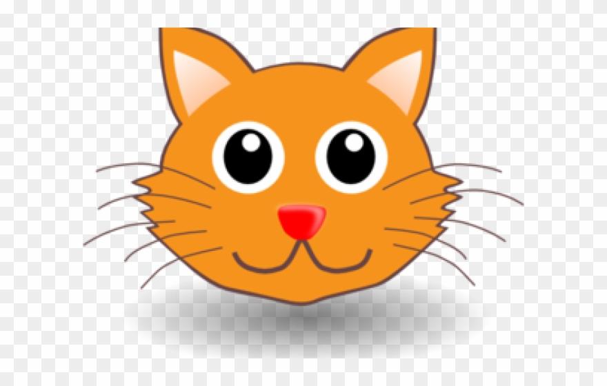 Kittens Clipart Face.