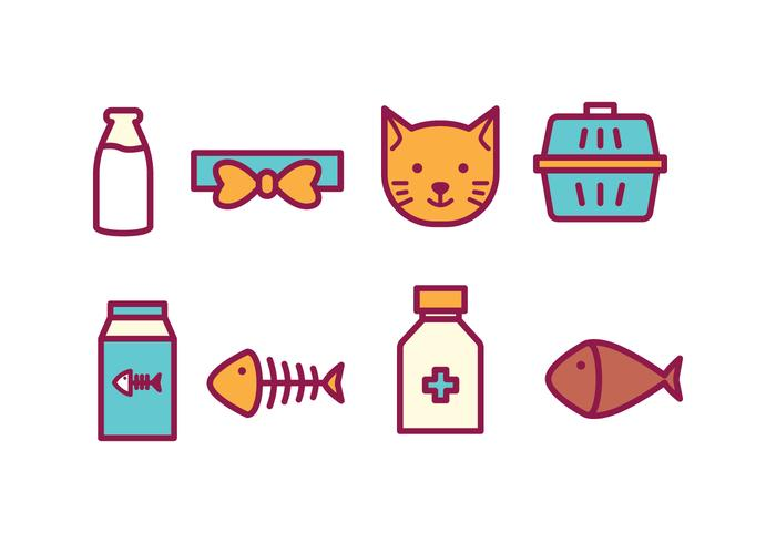 Cat Icon Pack.