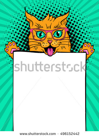 Cat Open Mouth Stock Vectors, Images & Vector Art.