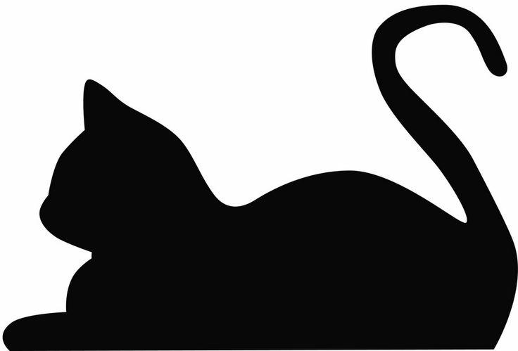 Cat Silhouette Clip Art & Cat Silhouette Clip Art Clip Art Images.