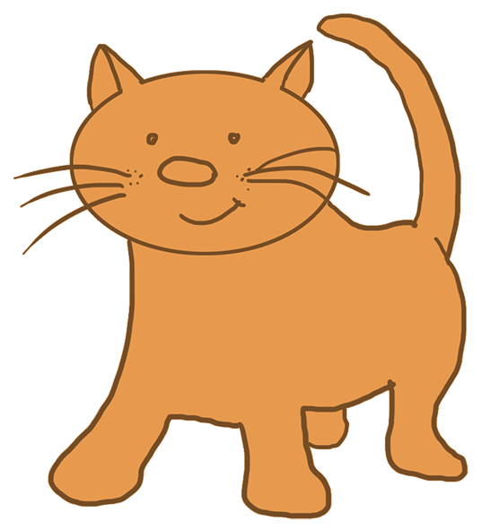 Cat Clipart No Background.