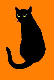 SkullBlossom: Free Web Graphics and Clipart: Free Halloween Black.