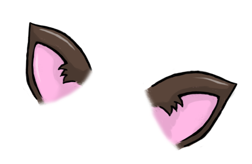 Cat Ears Clipart.