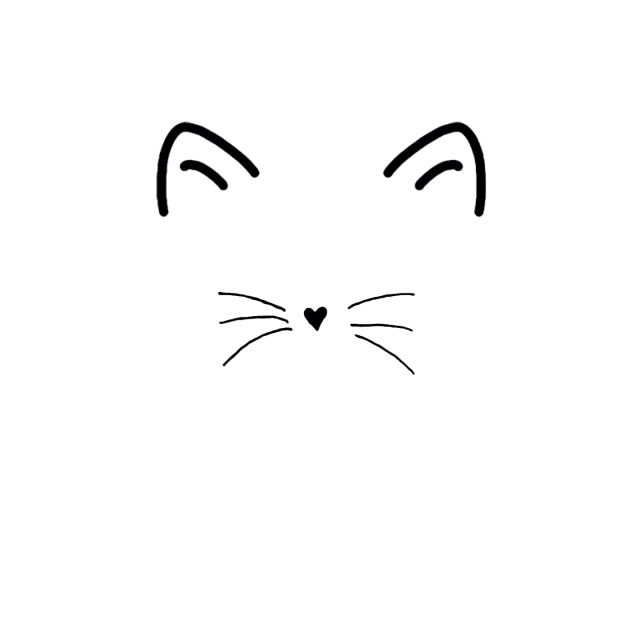 1000+ ideas about Cat Face Drawing on Pinterest.