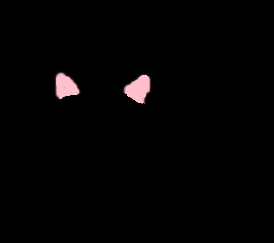 Cat Ear Kitten Clip art.
