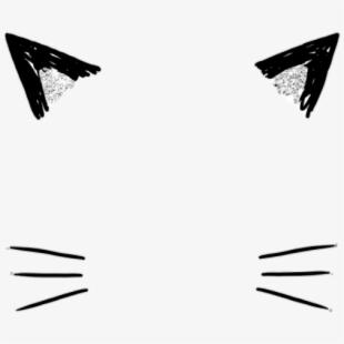 Ear Png Cat.
