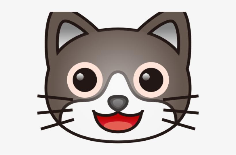 Emoji Clipart Cat.