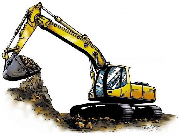 Excavator Graphics, Pictures, & Images for Myspace Layouts.