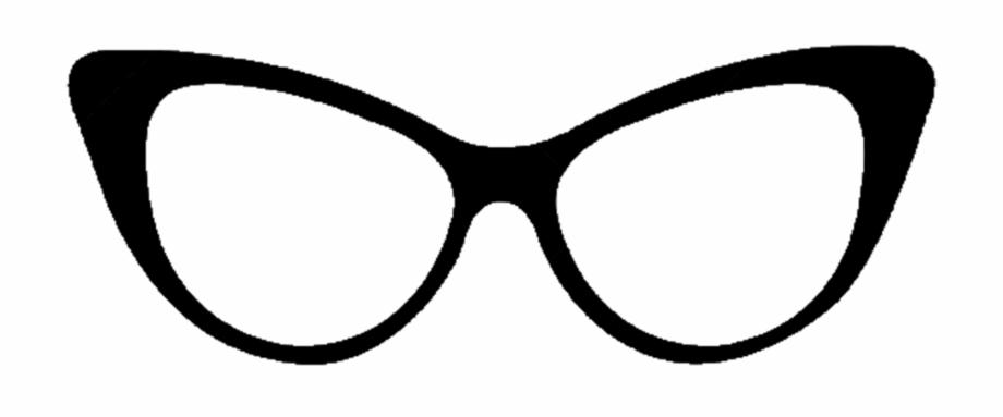 Cat Eye Glasses Clip Art Net Related.