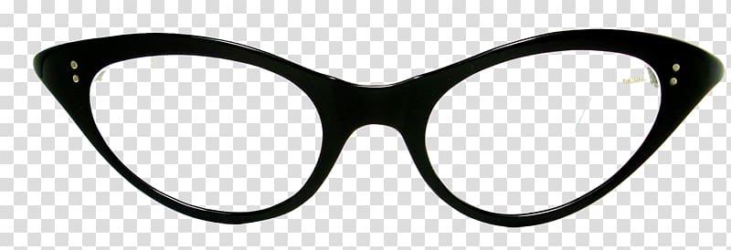1950s Cat eye glasses Lens Sunglasses, Sunglasses Frames transparent.