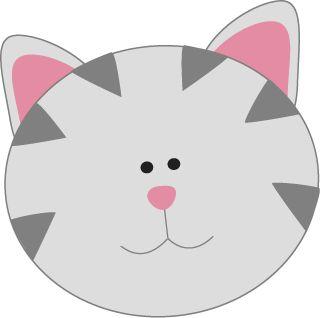 Cat Face Clip Art & Cat Face Clip Art Clip Art Images.