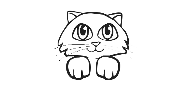 20+ Cool Collection of Cat Cliparts, Images, Pictures.