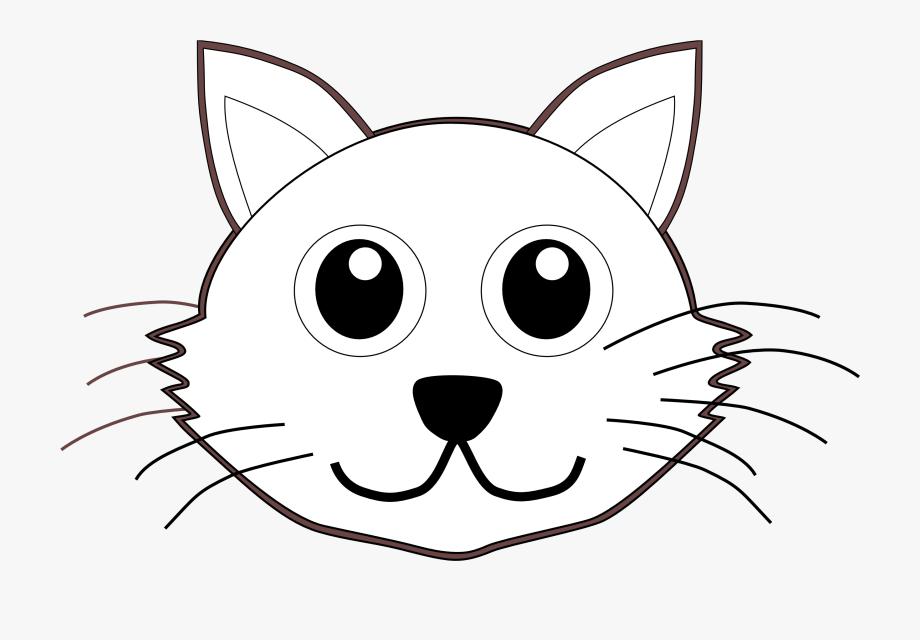 Cute Black Cat Clipart Cliparthut Free Clipart.