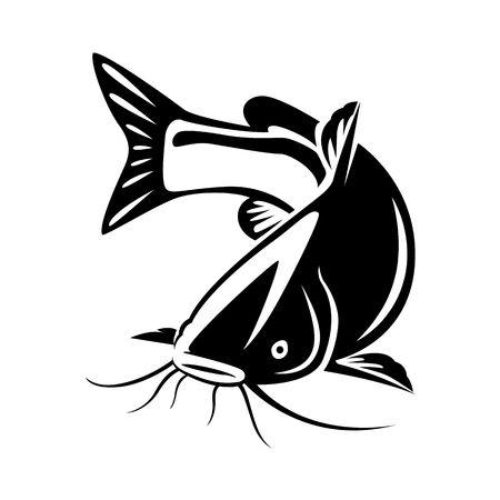 1,498 Catfish Stock Vector Illustration And Royalty Free Catfish Clipart.