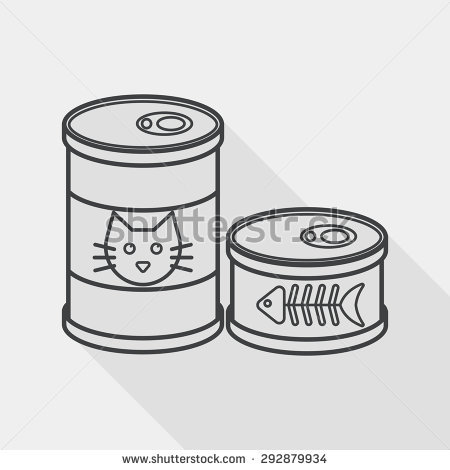 Cat Food Clipart (46+).