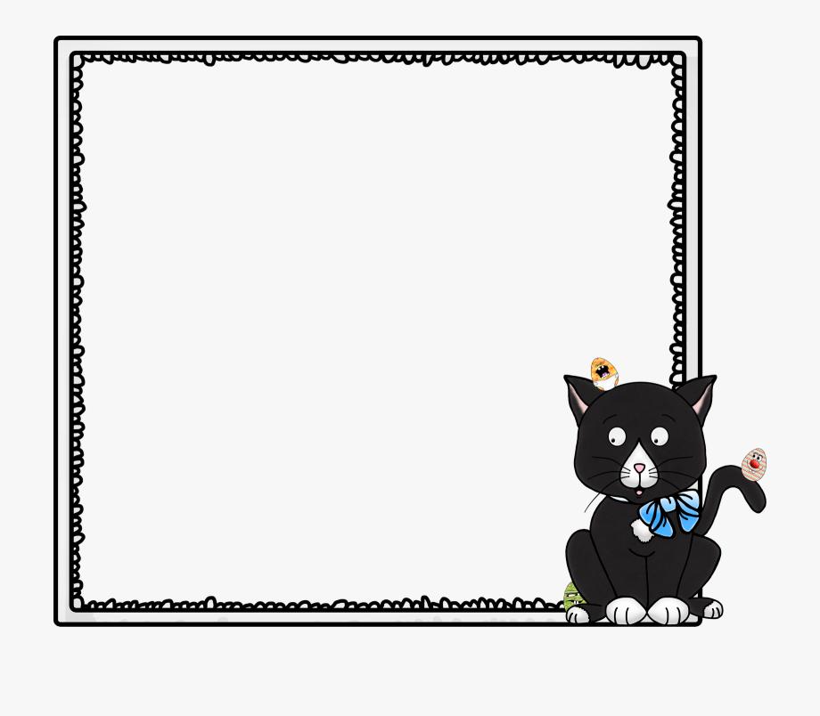 Clipart Frame Cat.