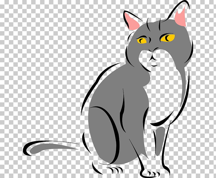 Cat Kitten , cats PNG clipart.