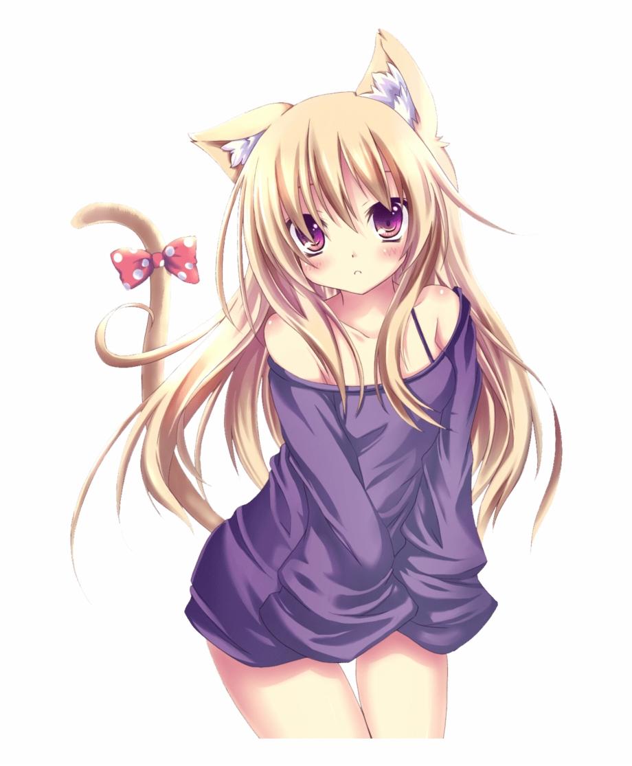 Cat Girl Dress.