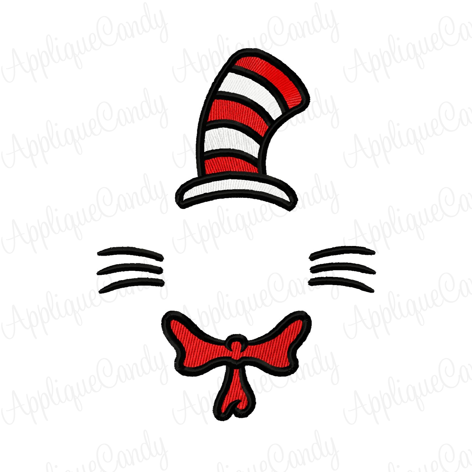 Cat In The Hat Graphics.