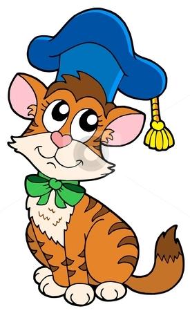 Cat hat clipart 4 » Clipart Station.
