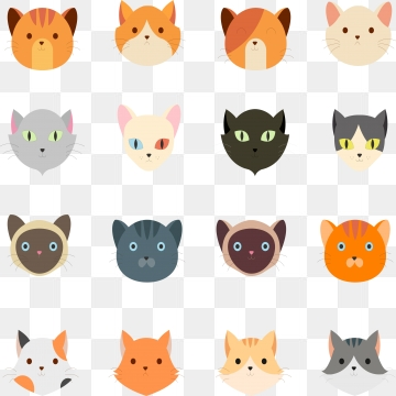 Cat Head Png, Vector, PSD, and Clipart With Transparent Background.