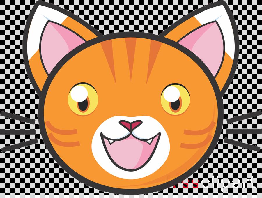 Kitten Cartoontransparent png image & clipart free download.