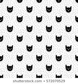 Black and White Cat Images, Stock Photos & Vectors.