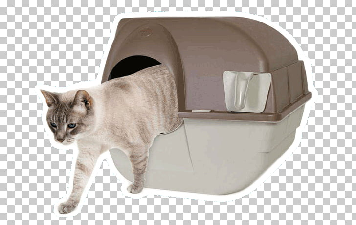 Cat Litter Trays Paw Box Pet, Cat PNG clipart.