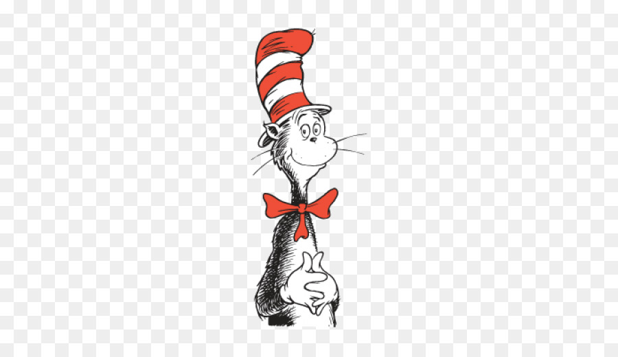The Cat in the Hat Thing Two Thing One Clip art.