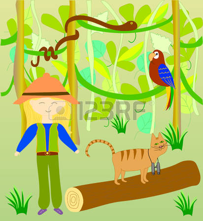364 A Snake In The Grass Cliparts, Stock Vector And Royalty Free A.