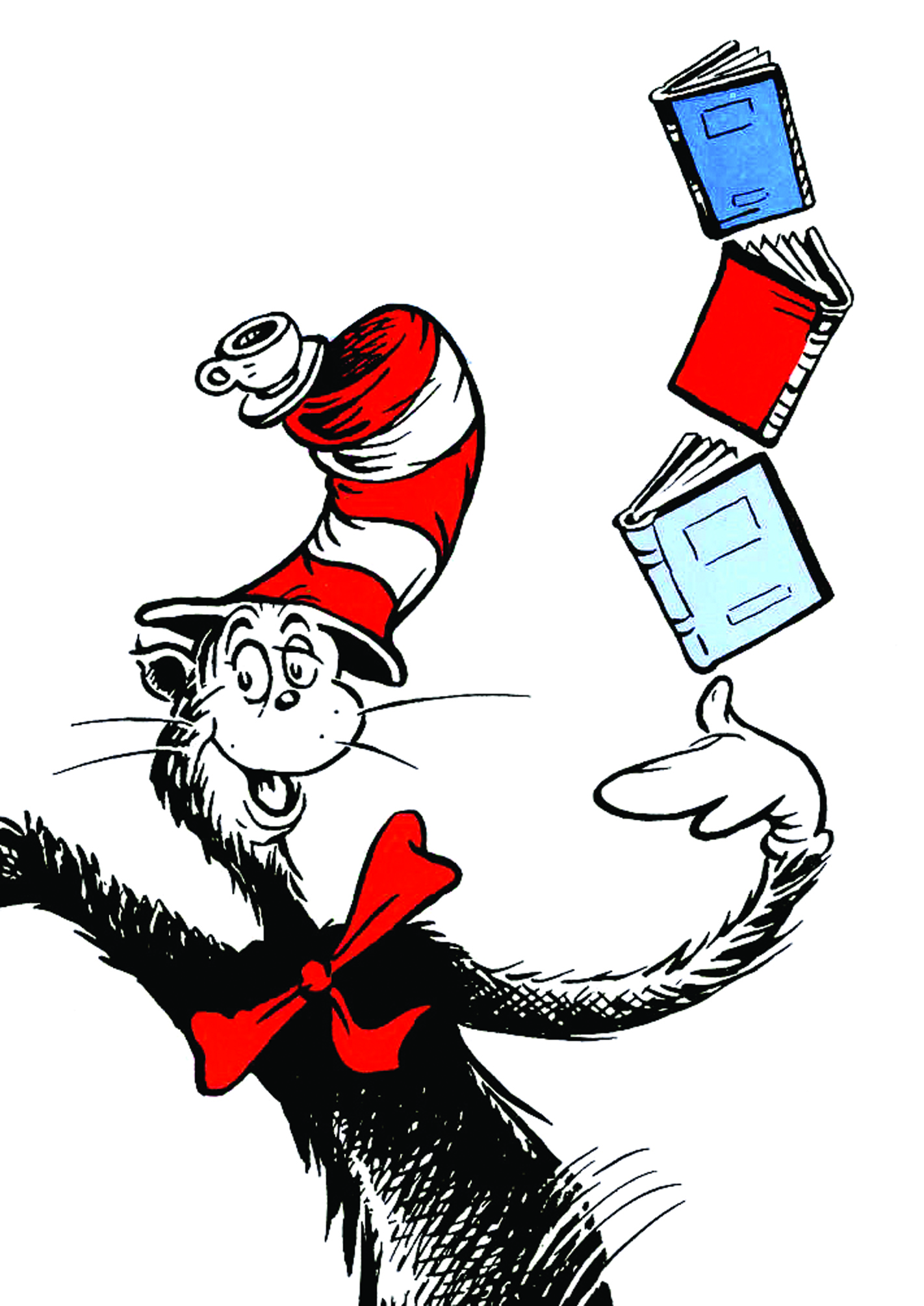 Best 54+ Cat in the Hat Background on HipWallpaper.