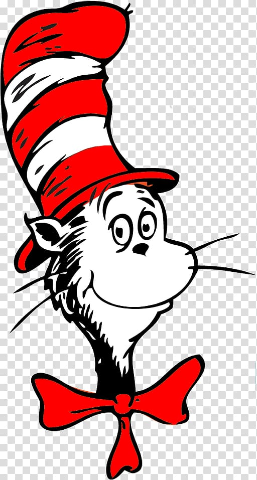 Cat In The Hat transparent background PNG cliparts free.