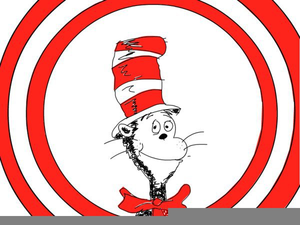 Dr Seuss Cat In The Hat Clipart.