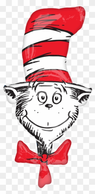 Free PNG Cat In The Hat Clip Art Download.