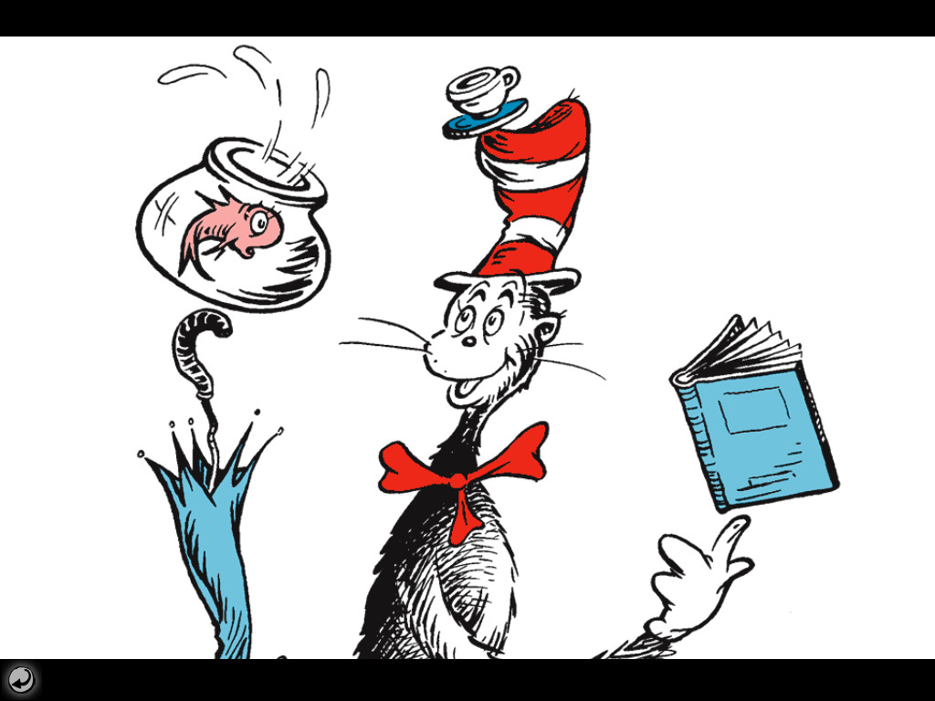 Free Cat In The Hat Clip Art Pictures.