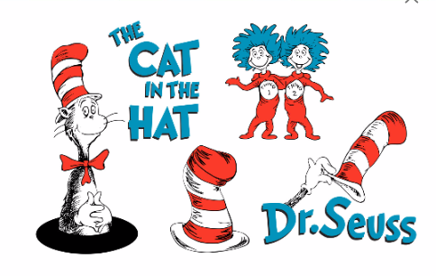 Cat in the hat bundle.