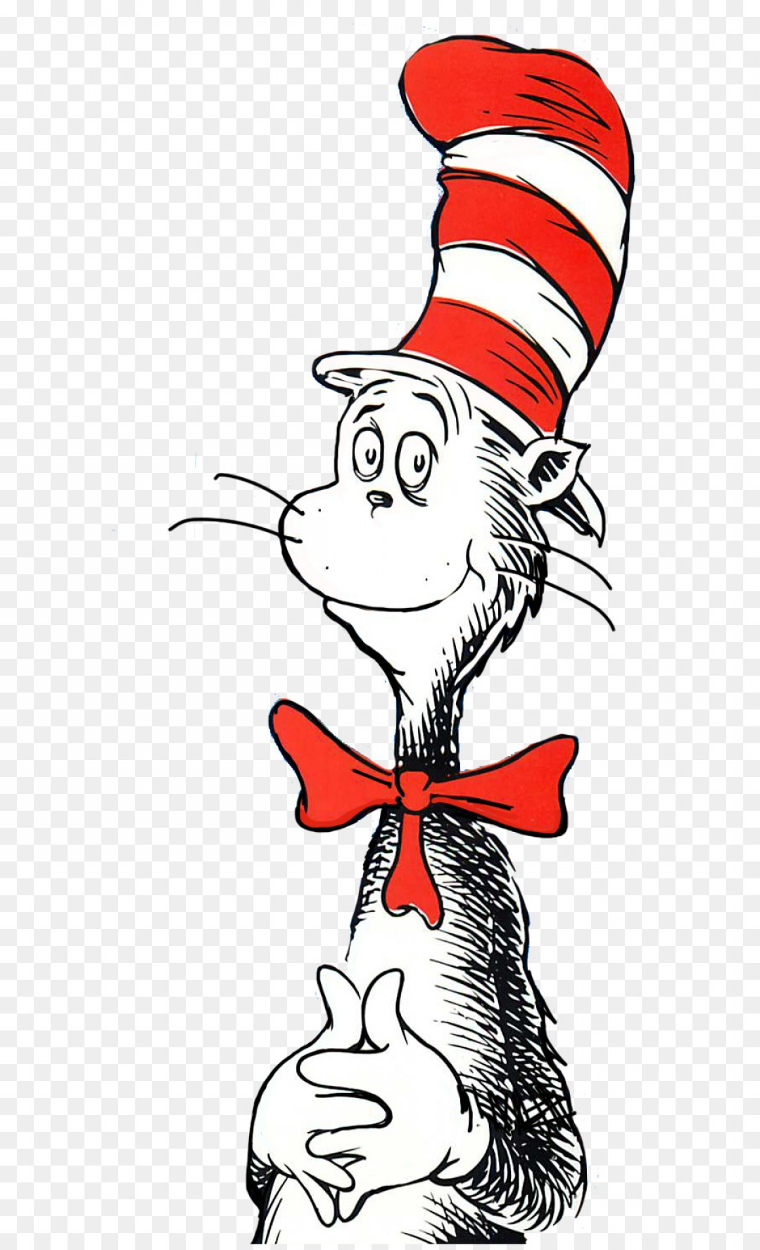 Png The Cat In The Hat Thing One Clip Art Free Dr Seus.