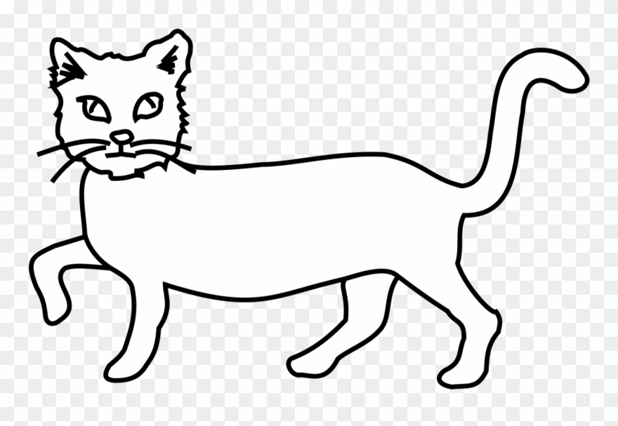 Jumping Cat Images Clipart (#2726153).