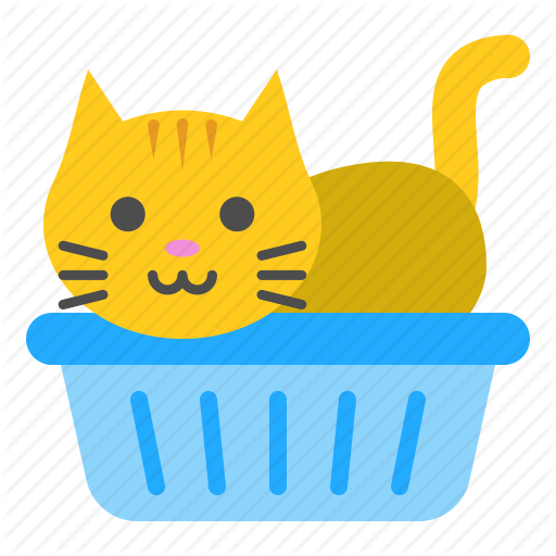 \'Cat supplies (flat)\' by icon stall.