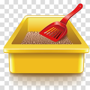 Litter Box PNG clipart images free download.