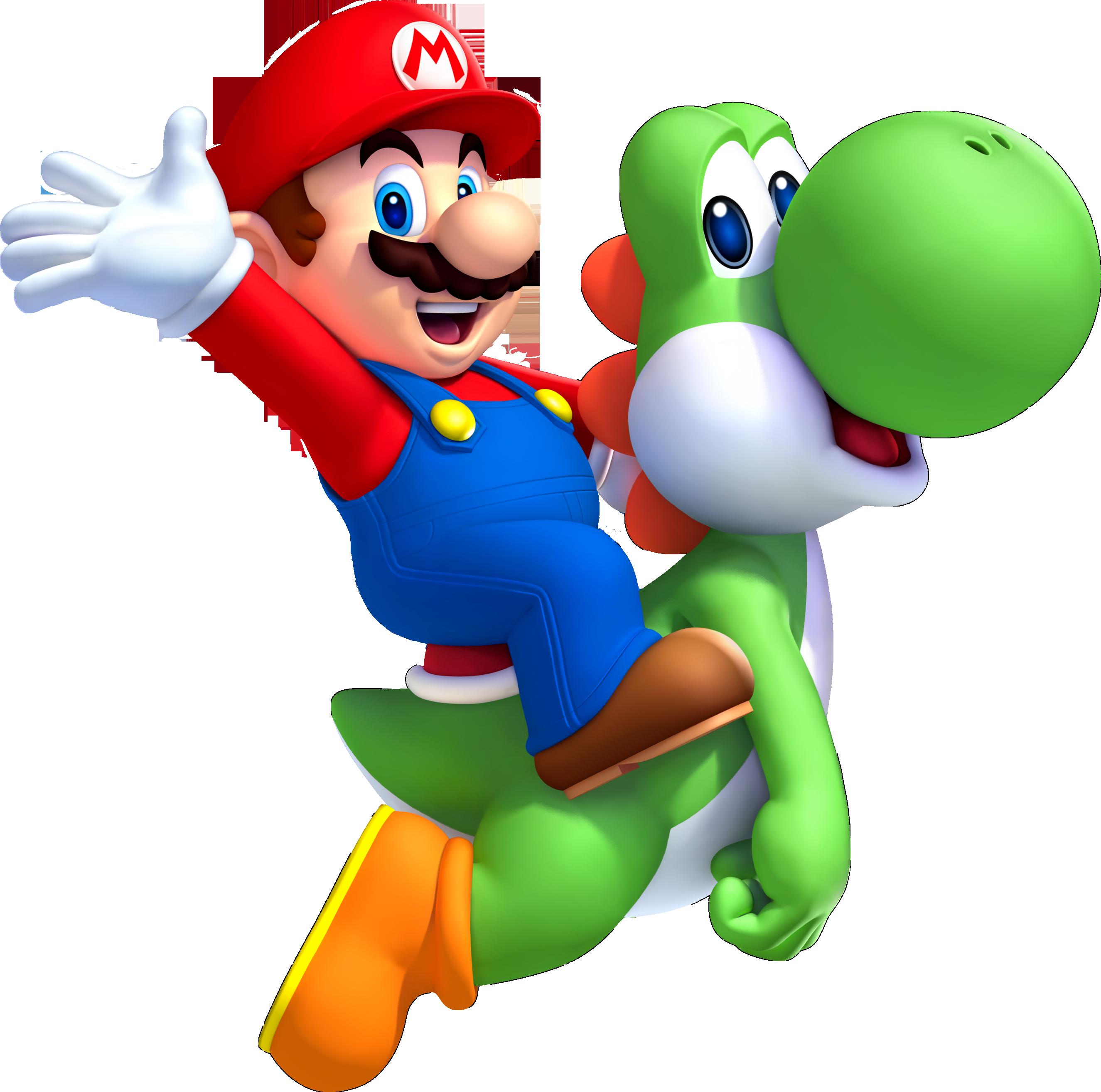 4592 Mario free clipart.