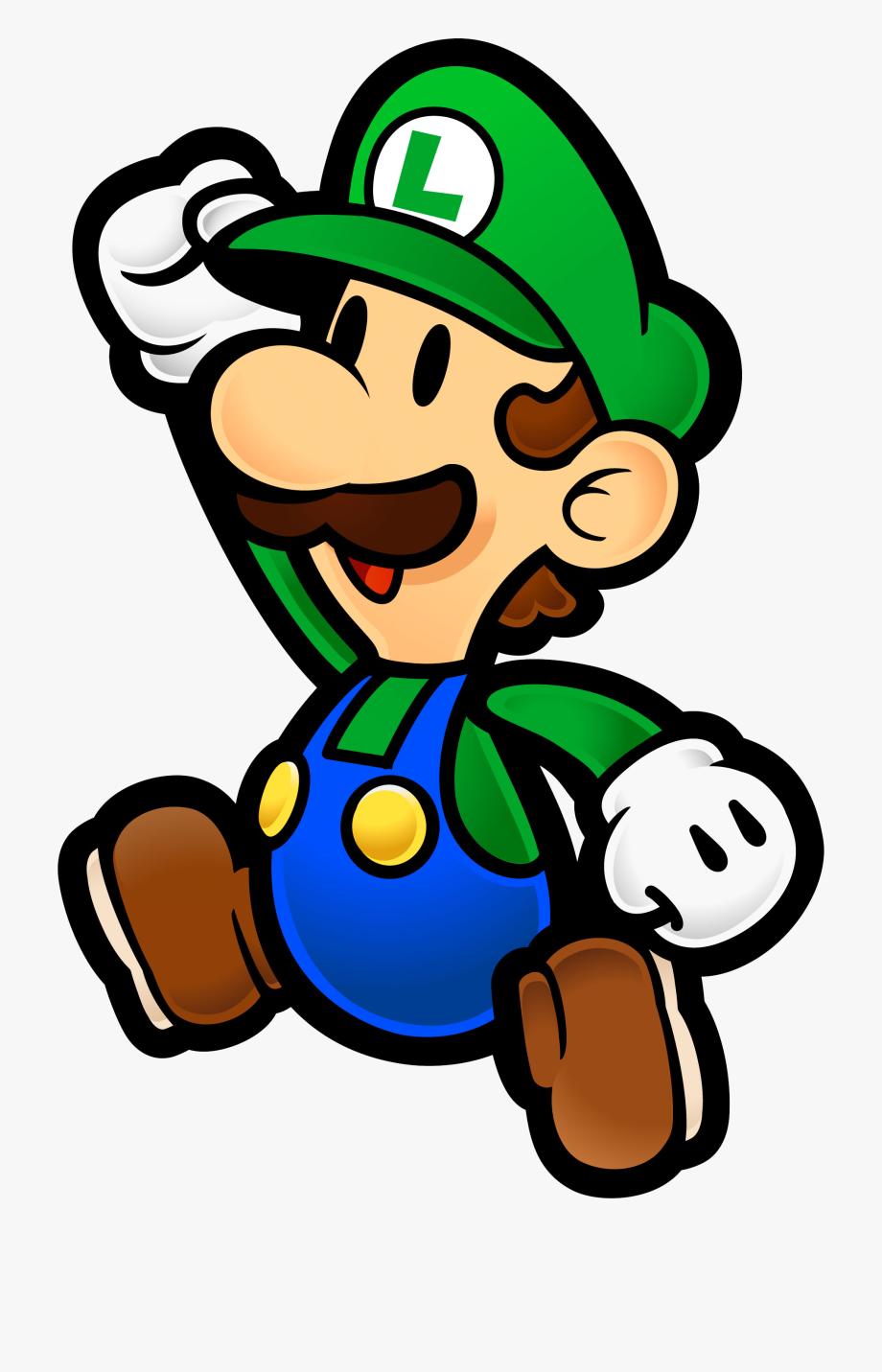 Super Mario Clipart Green.