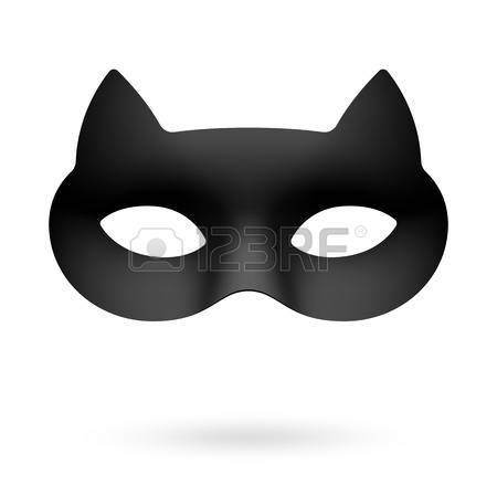 265 Carnival Cat Mask Stock Vector Illustration And Royalty Free.