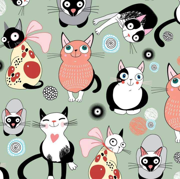 1000+ images about Cats illustrations on Pinterest.