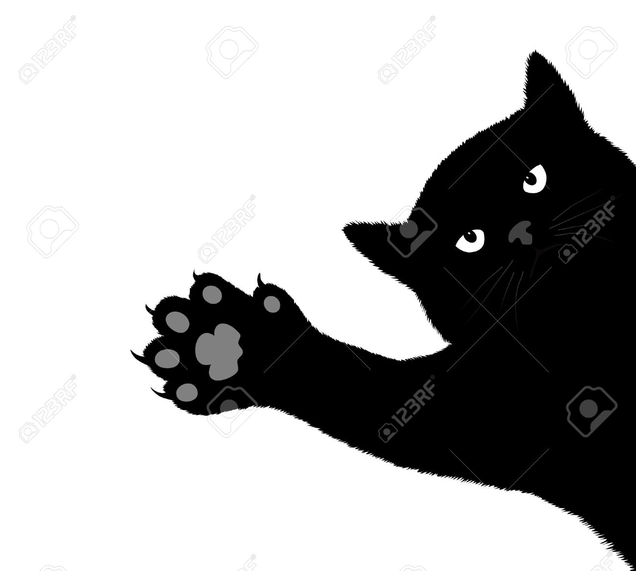 Cat Claws Clipart (25+).