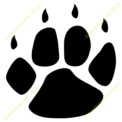 Cat Claw Clipart.