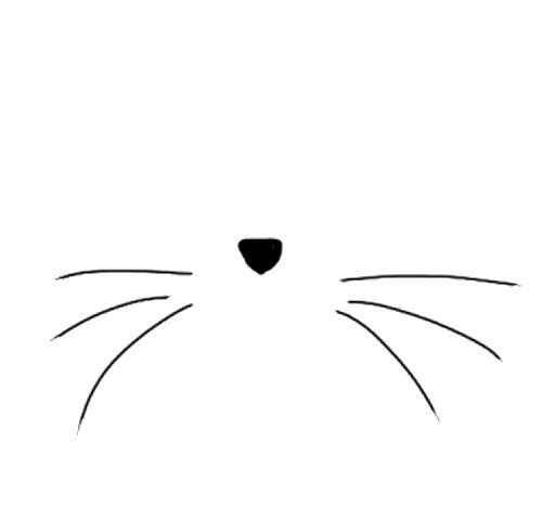 Cat Nose Clip Art.