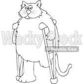 Cat Clipart by Dennis Cox.