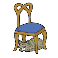 Download Free png Cat under the table clipart » Clipart.