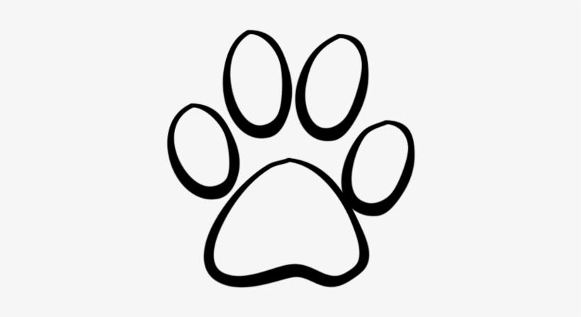 Cat Paw Prints Clip Art Kentb.
